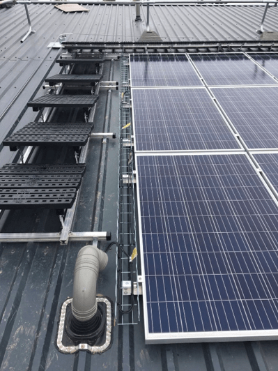 kingsley solar panel
