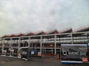 Barons Quay Panels